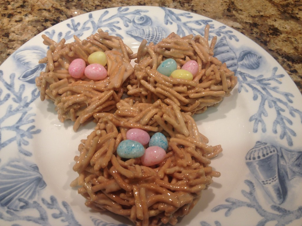 Easter Egg Nests – Fun Treat Ideas | SoCal Savvy Mom