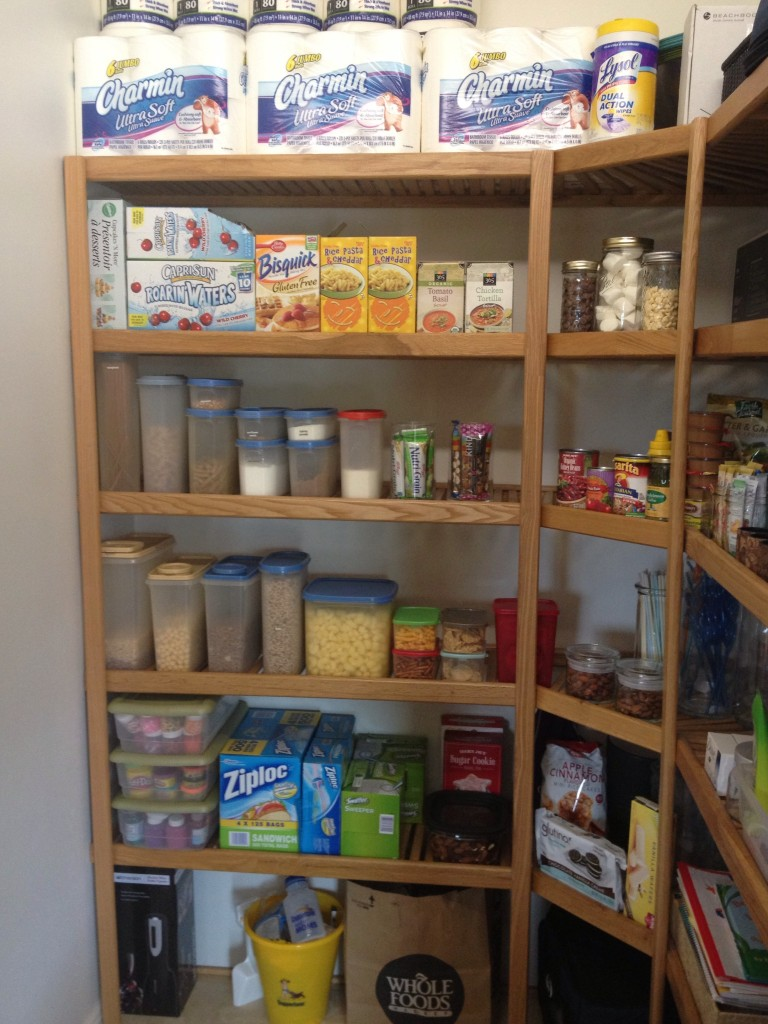 Easy Steps To Help Organize A Pantry Or Closet Socal