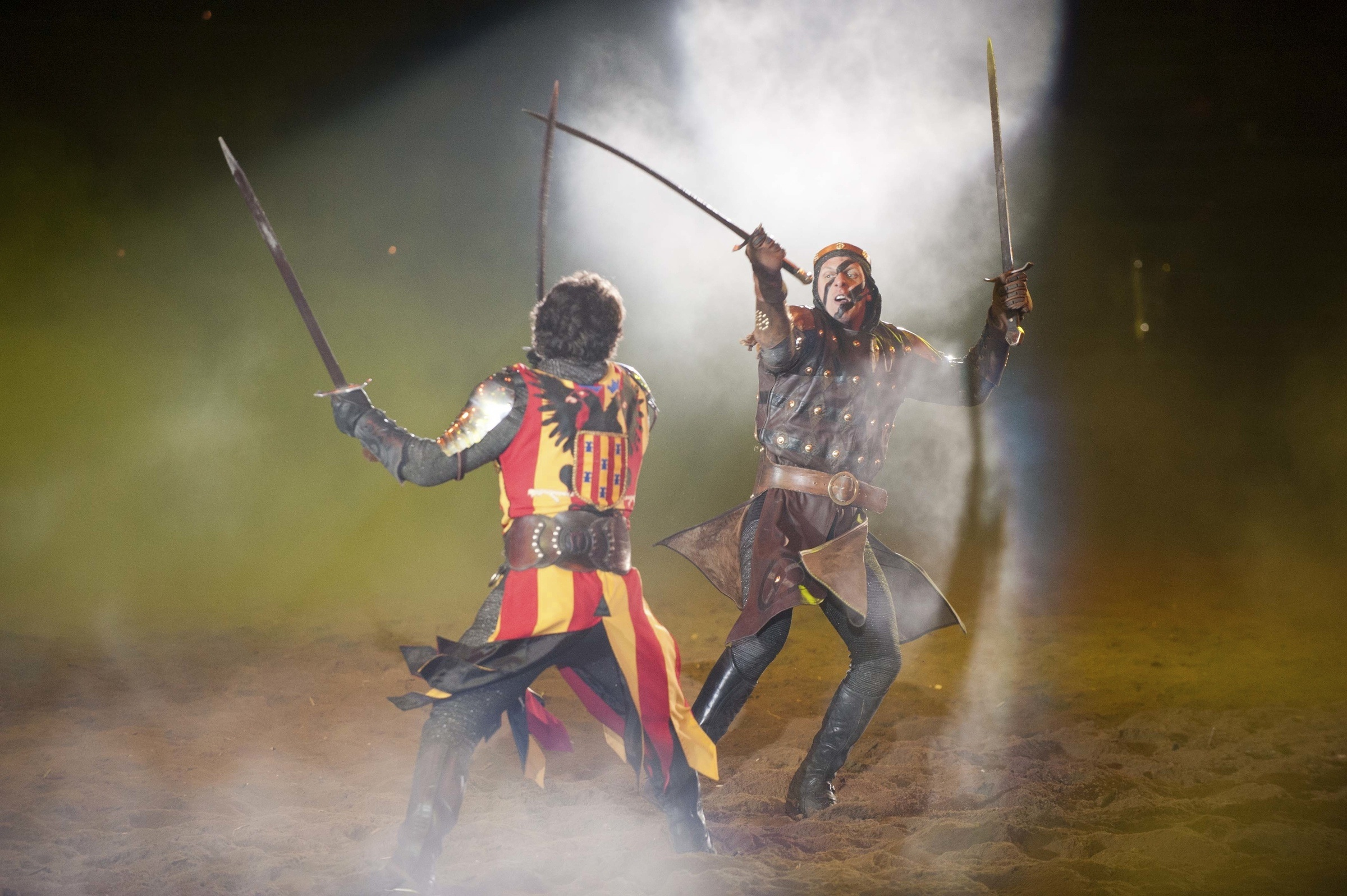 Hell S Kitchen Medieval Times