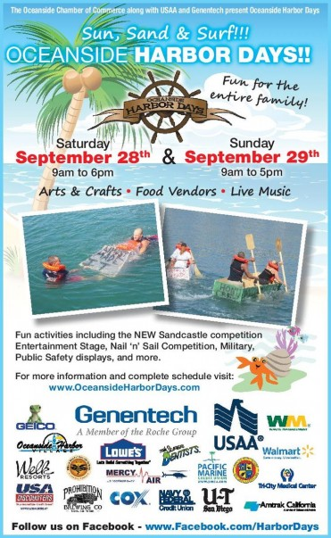 oceanside harbor days 2014